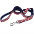 Coastal Pet Attire Ribbon КОСТАЛ РИББОН поводок для собак, 2.5смХ1.8м