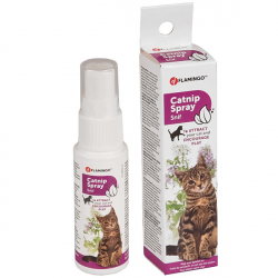 Karlie-Flamingo Catnip Spray КАРЛИ-ФЛАМИНГО КЕТНИП кошачья мята для кошек, спрей